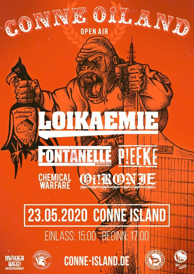 Conne Oiland Open-Air 2020