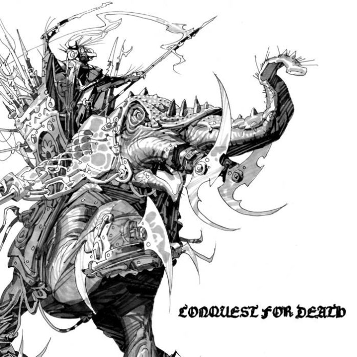 Conquest For Death - A Maelstrom Of Resentment & Remorse (2020)