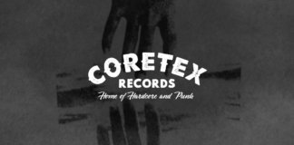 CoreTex Records Weekly Top-20 (Titelbild Cover-Artwork As Friends Rust - Up From The Muck)
