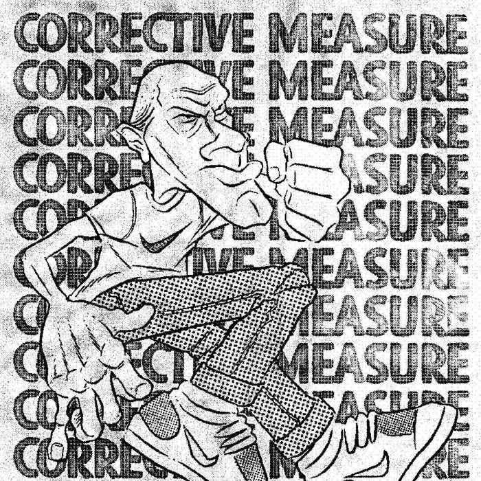 Corrective Measue - Demo 2015 - Straight Edge Band