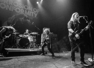 Corrosion of Conformity (Bild zur Verfügung gestellt von Nuclear Blast, Photo Credit: Nathaniel Shannon)