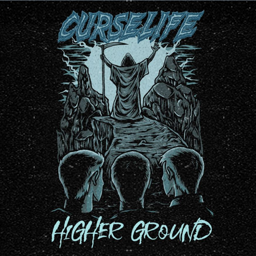 Curselife - Higher Ground (Farewell Records, 2020)