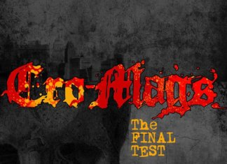 Cro-Mags - The Final Test (2020)