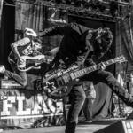 Anti Flag (Photo by Sandra of Hate Divides - Music Unites)