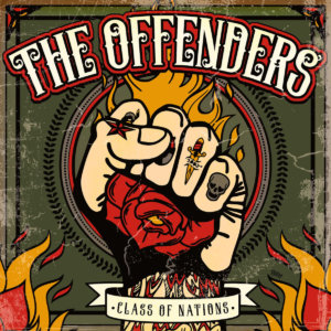The Offenders - Class Of Nations (2019, Cover by SBÄM)