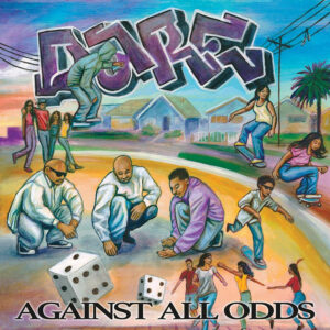 Dare - Against The Odds (2021)