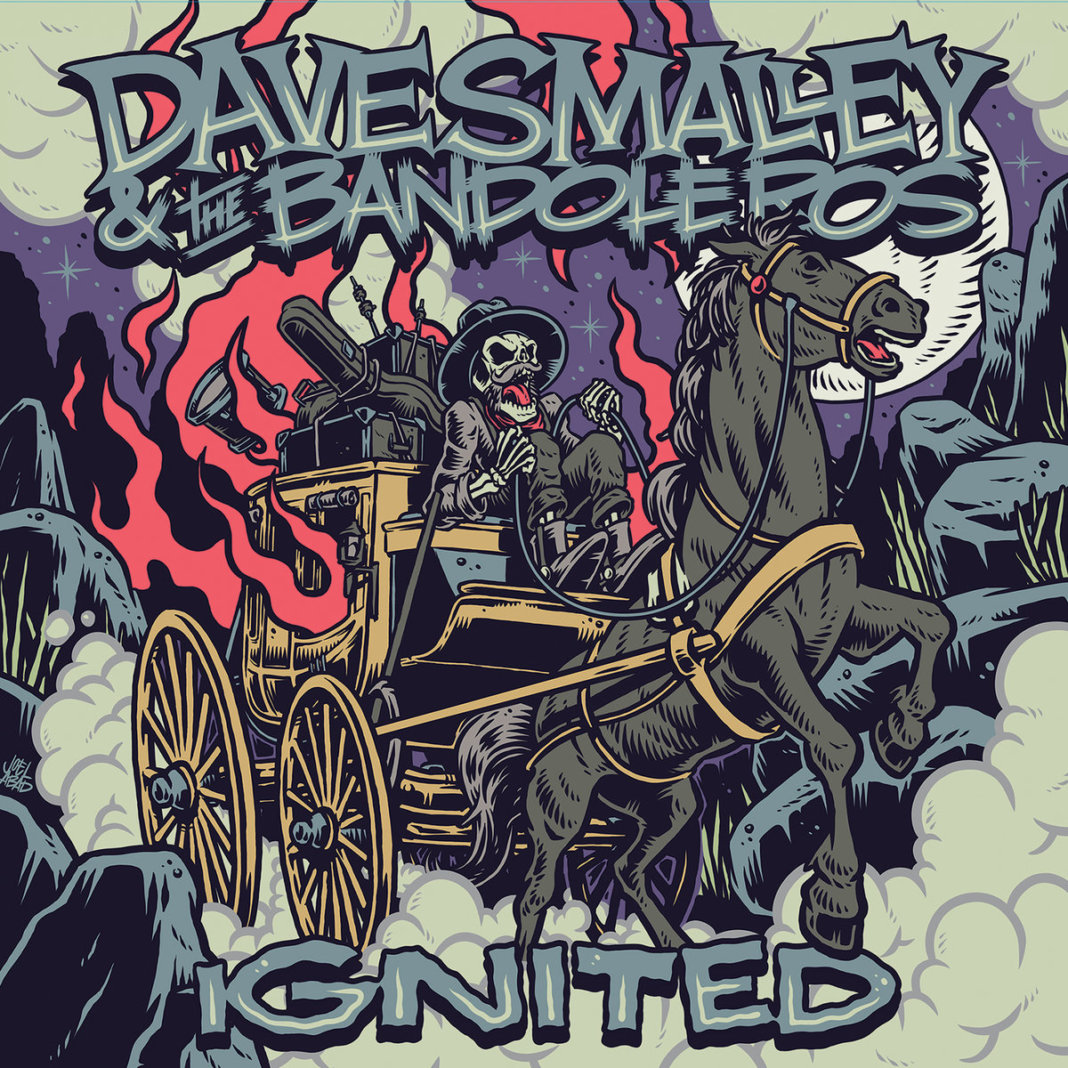 Dave Smalley And The Bandoleros - Ignited EP (2020)