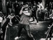 Dead Heat at United Blood 2018 (Photo by Gabe Becerra - GabeThePigeon)