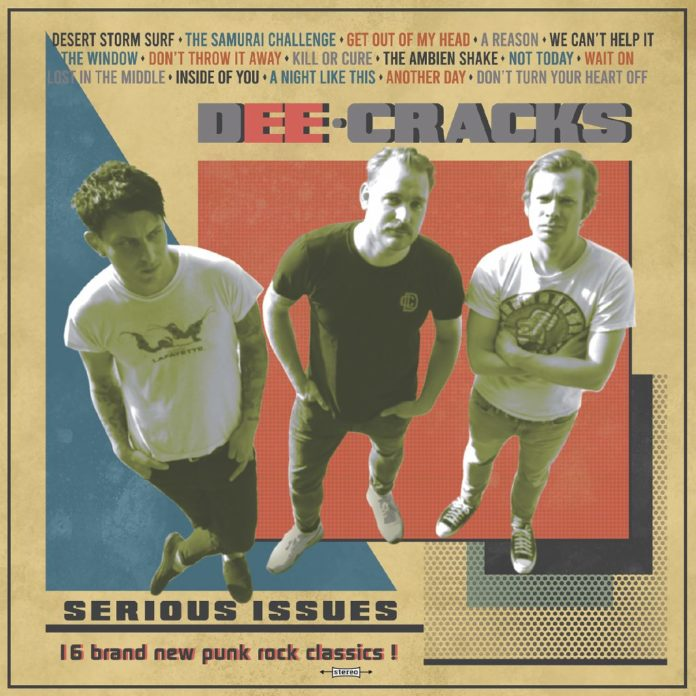 DeeCracks - Serious Issues (2021)