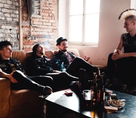 Deep Shining High - Punk Band Germany