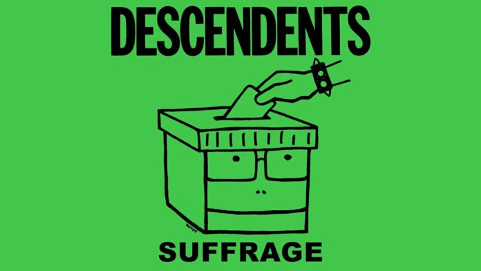 Descendents - Suffrage (2020)