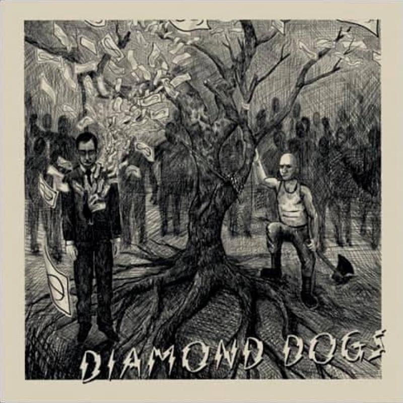 Diamond Dogs - Diamond Dogs (2020)
