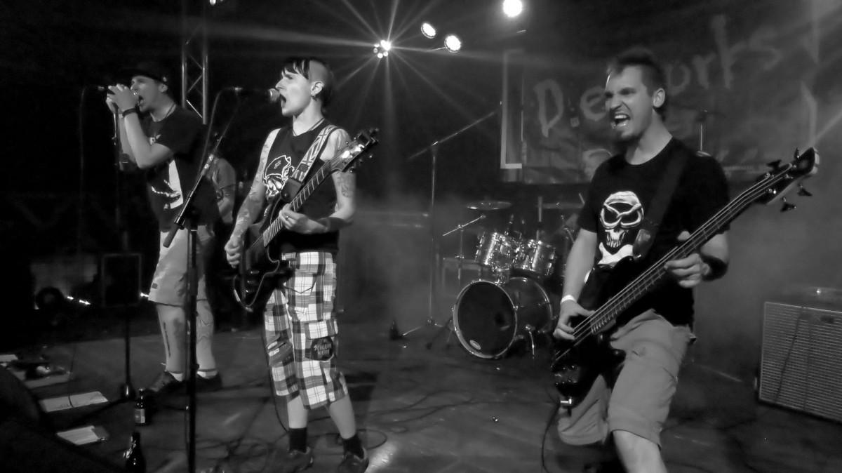 Die Dorks Band
