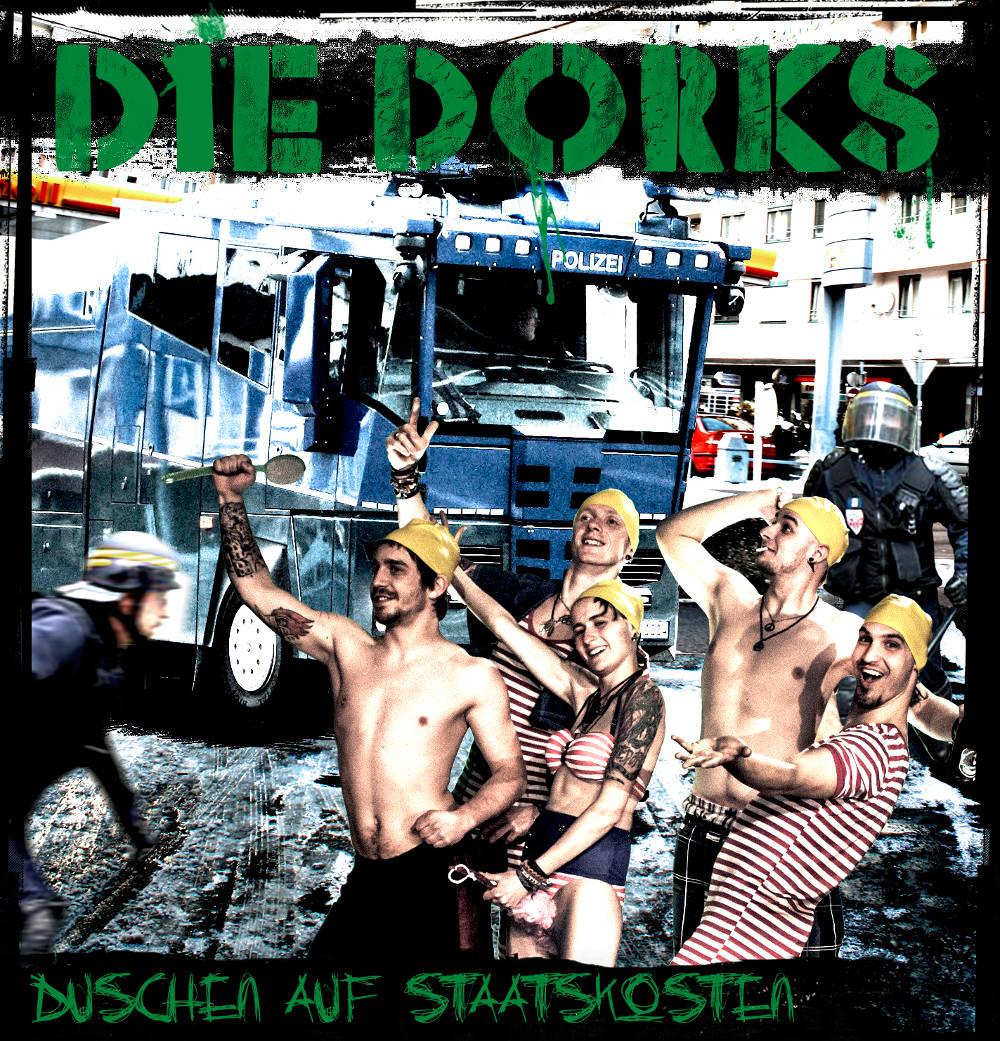 Die Dorks - Duschen auf Statskosten