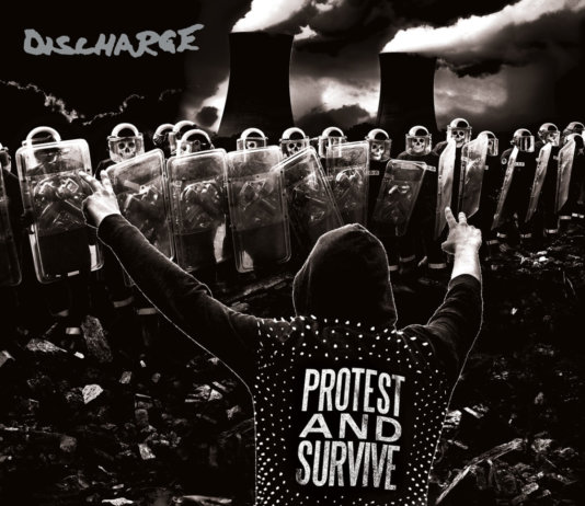 Discharge - Protest and Survive - The Anthology (2020)
