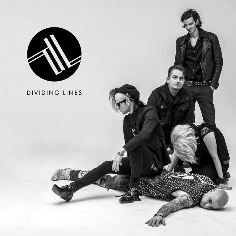 Dividing Lines - Punk