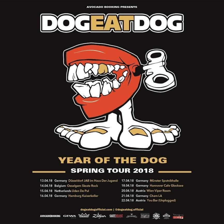 Dog Eat Dog - Tour 2018