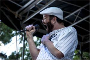 Drew Stone mit Antidote NYHC