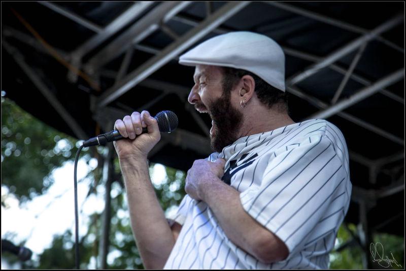 Drew Stone - Antidote NYHC
