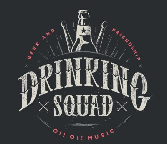 Drinking Squad (Bandlogo)