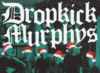 Dropkick Murphys - Christmas (Baby Please Come Home) (Cover)