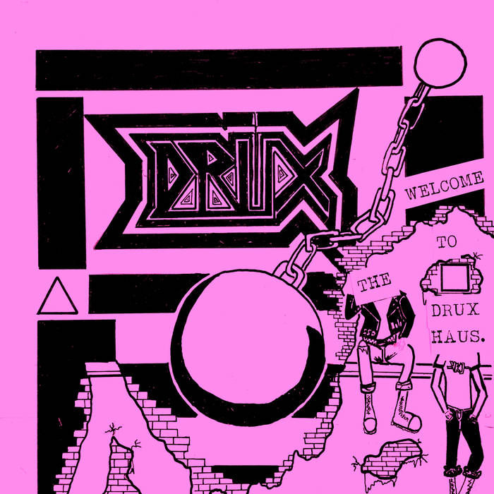 Drux - Demo - Hardcore Punk Band