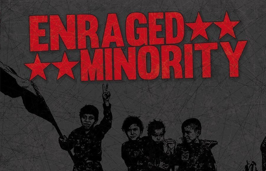Enraged Minority - A World To Win