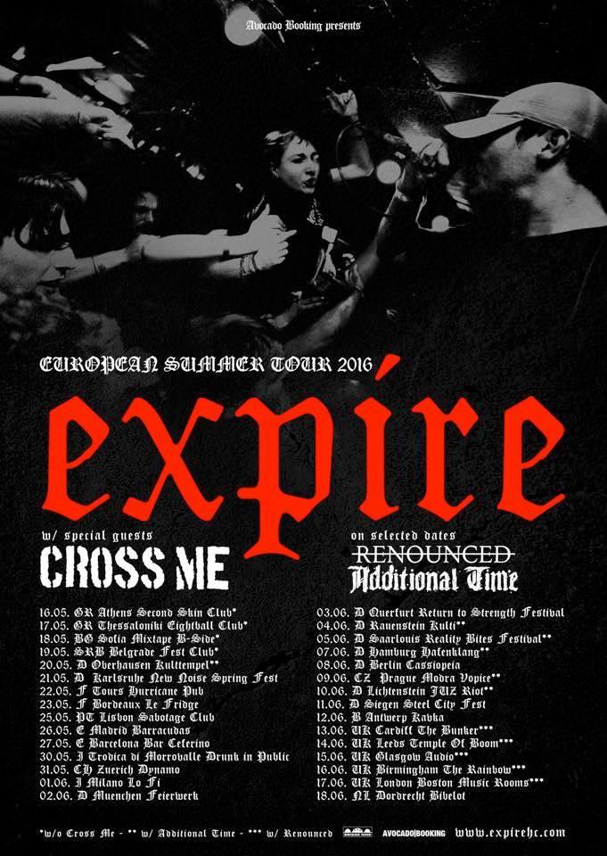 Epire Tour 2015 Cross Me
