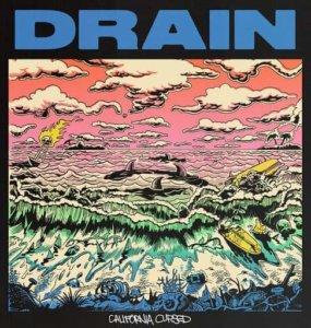 Drain - California Cursed (2020)