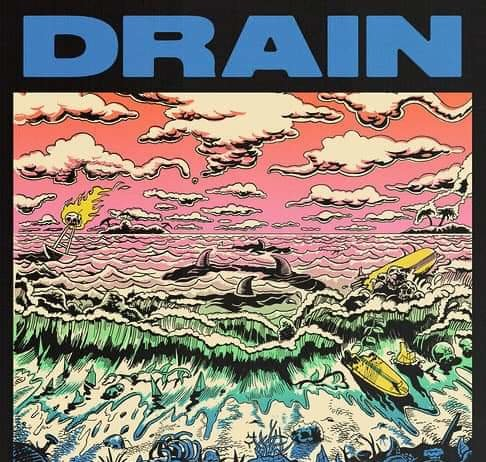 Drain - California Cursed (2020)