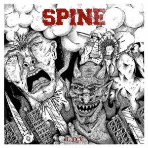 Spine - L.O.V. (2020)