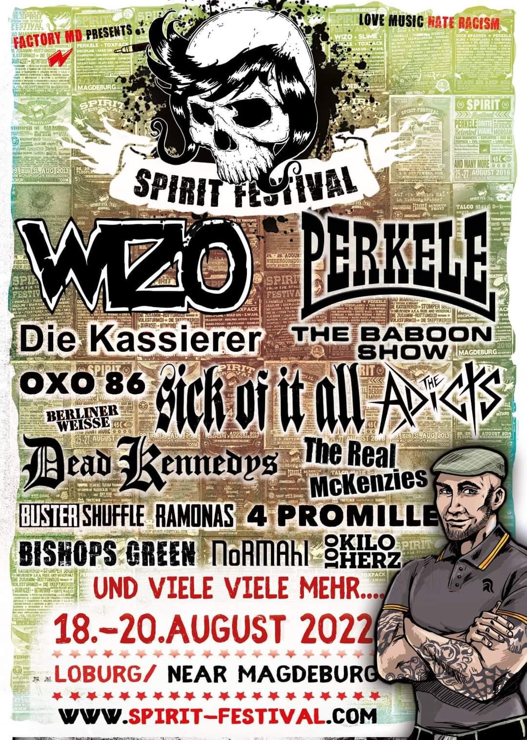 Spirit Festival 2022