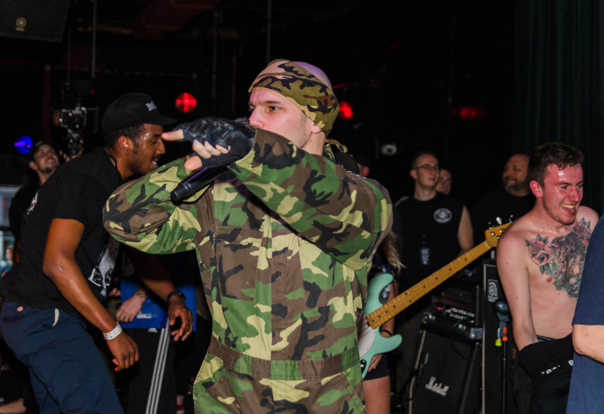 Facewreck (FYA Fest 2019) - Pic by Start Today Fanzine