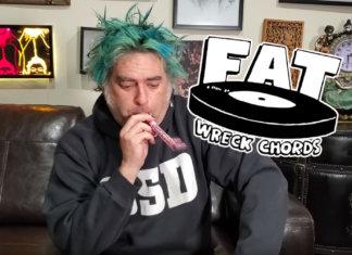 Fat Wreck Chords - Fat Mike - Neues Material von NOFX, Suicide Machines und vielen mehr