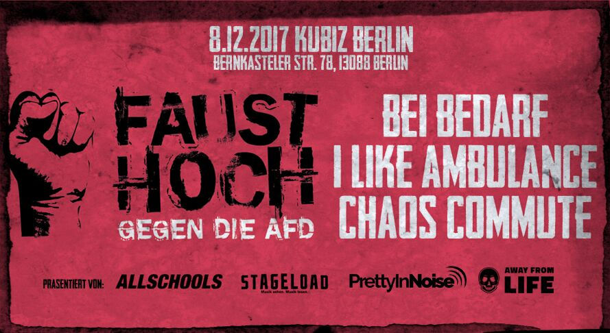 Faust Hoch Soli Fest 2018