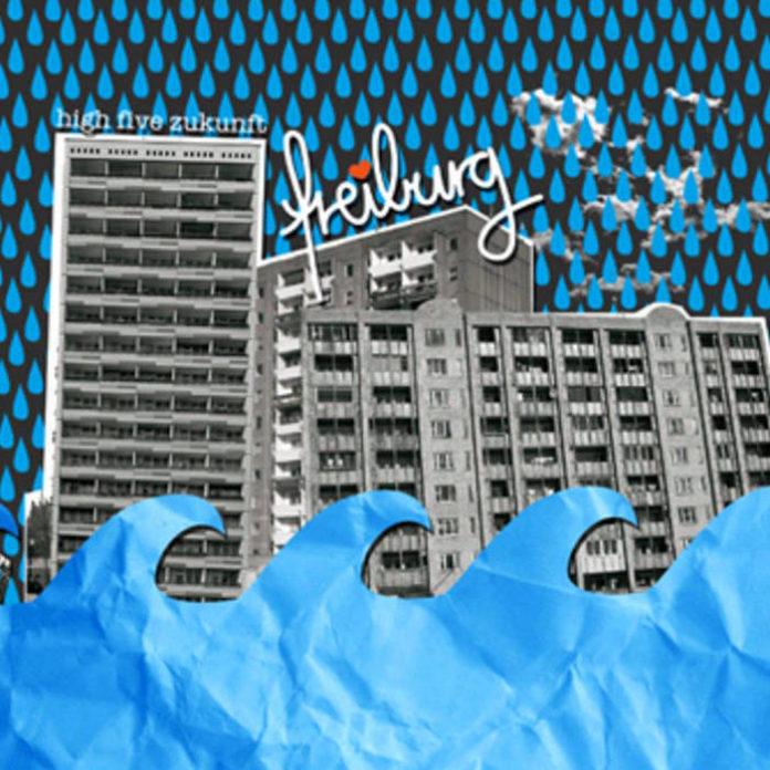 Freiburg - High Five Zukunft
