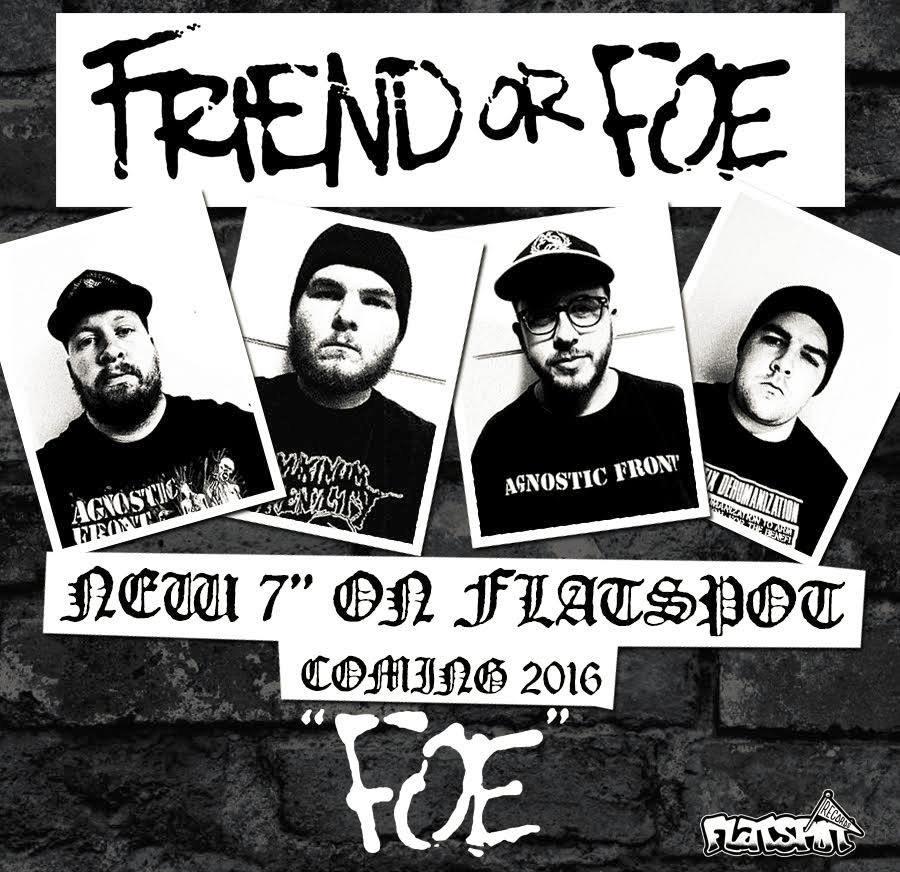 Friend Or Foe - Flatspot