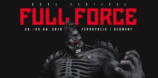 Full Force 2019 (Grafik zur Verfügung gestellt von Full Force)