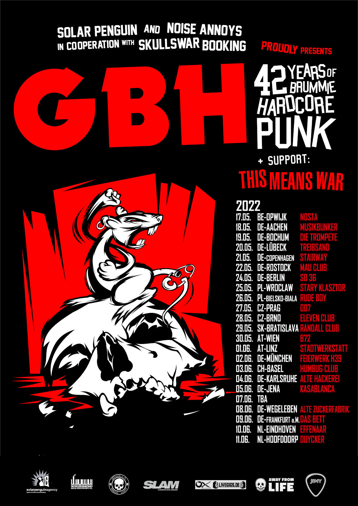 GBH & This Means War 2022