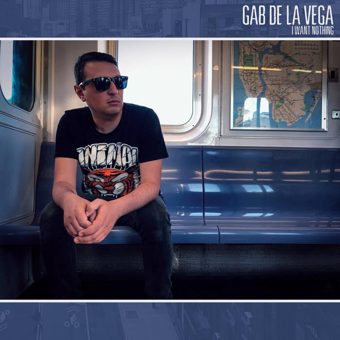 Gab De La Vega - I Want Nothing - Cover - 2017