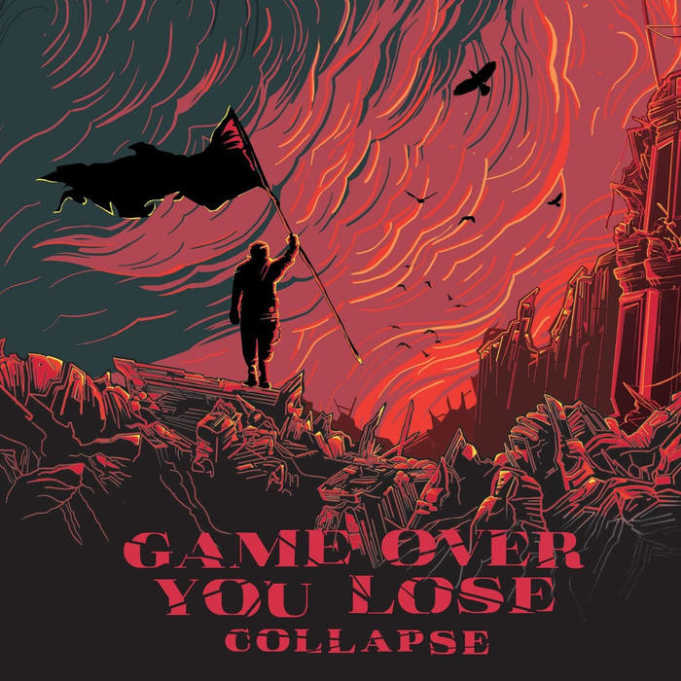 Game Over You Lose - Collapse (Cover)