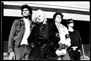 Lorna Doom (zweite von links) ist verstorben (Germs Pressebild)