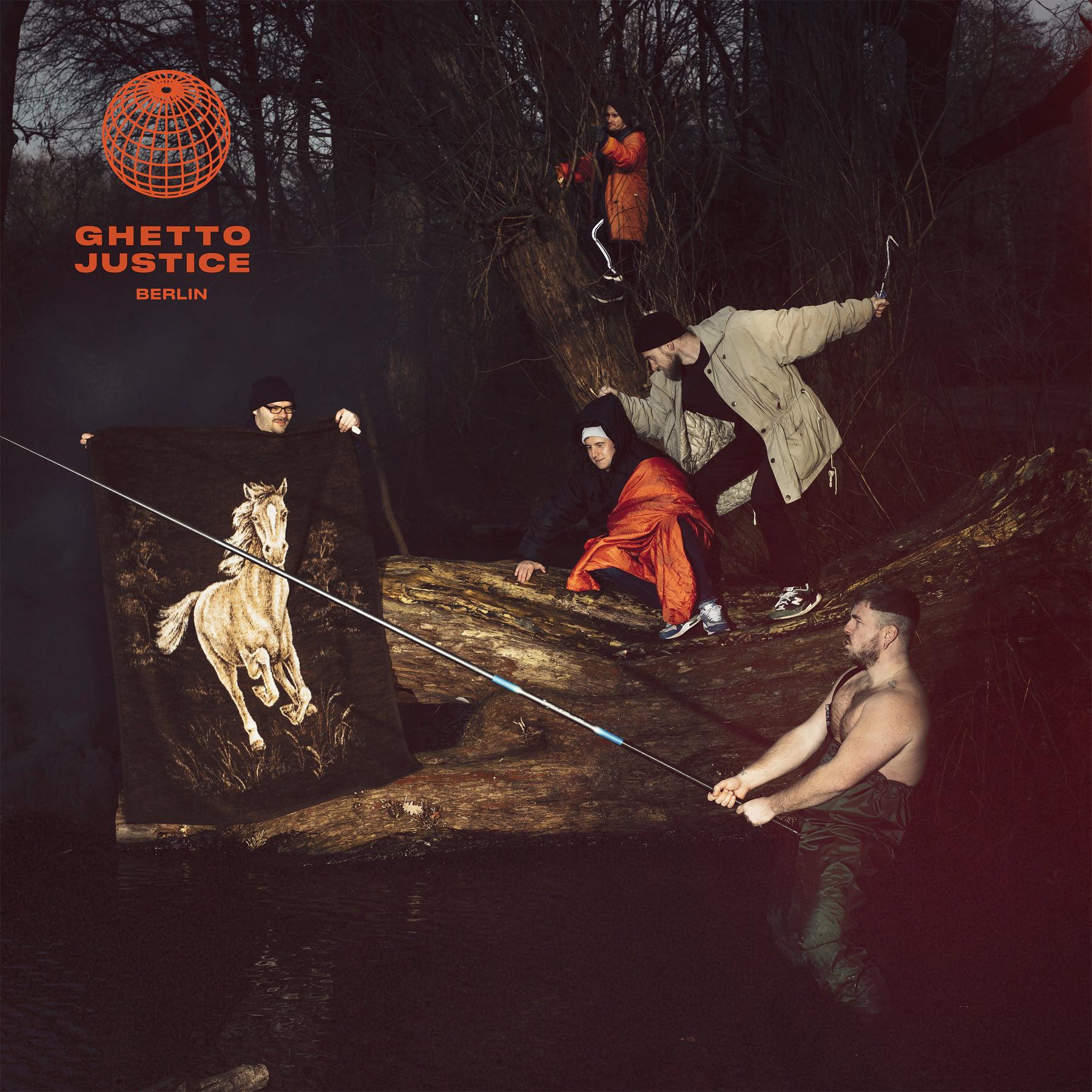 Ghetto Justice - Aus der Balance (2021)