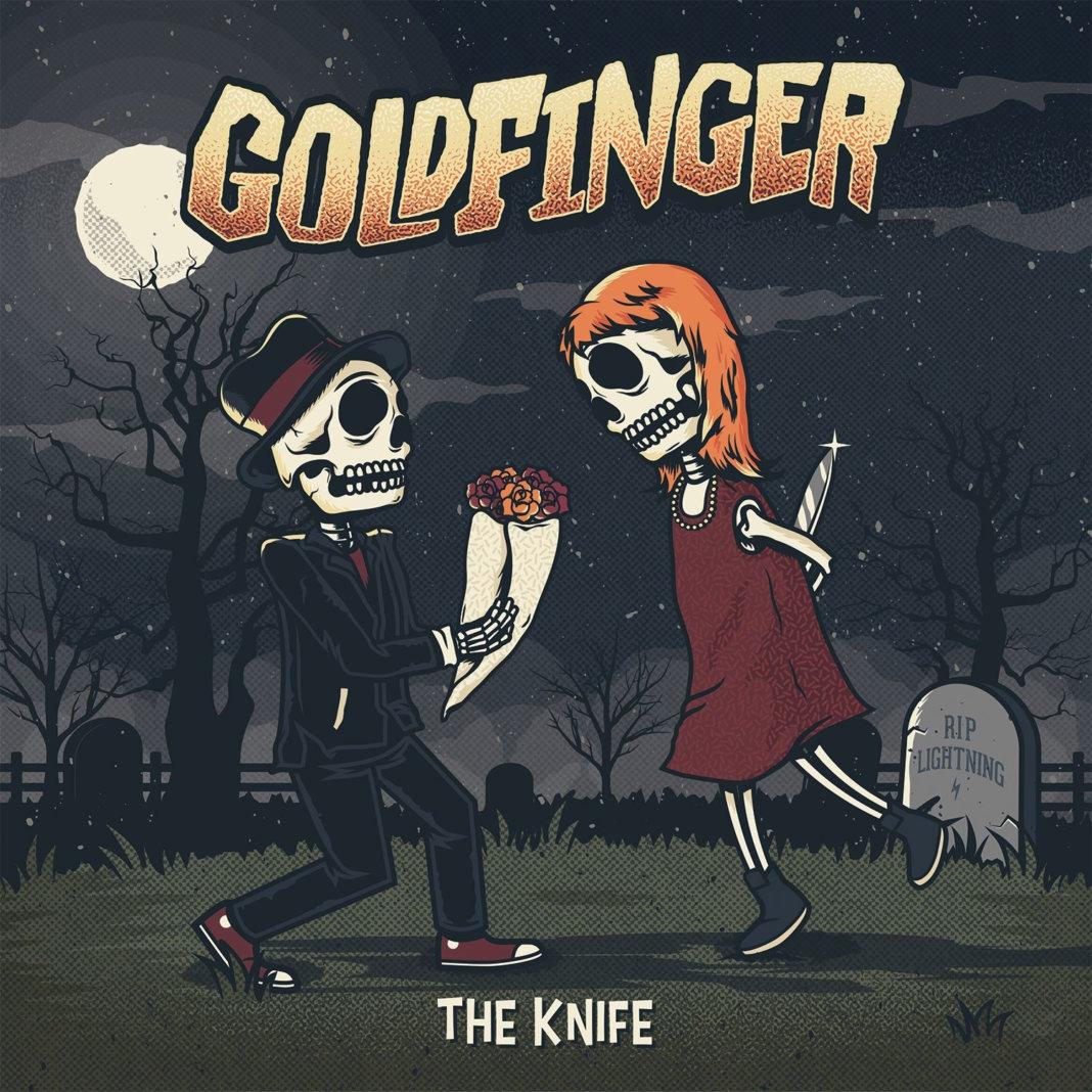 Goldfinger - The Knife