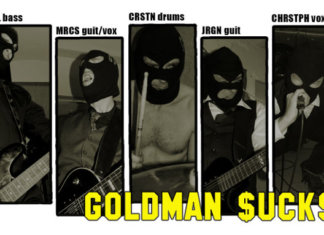 Goldman $ucks
