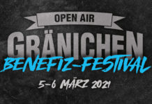 Gränichen Open-Air Benefiz-Festival 2021