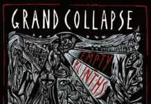 Grand Collapse - Empty Plinths (2021)