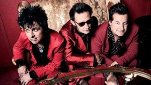 Green Days Billie Joe Armstrong, Mike Dirnt und Tre Cool (Pamela Littky)