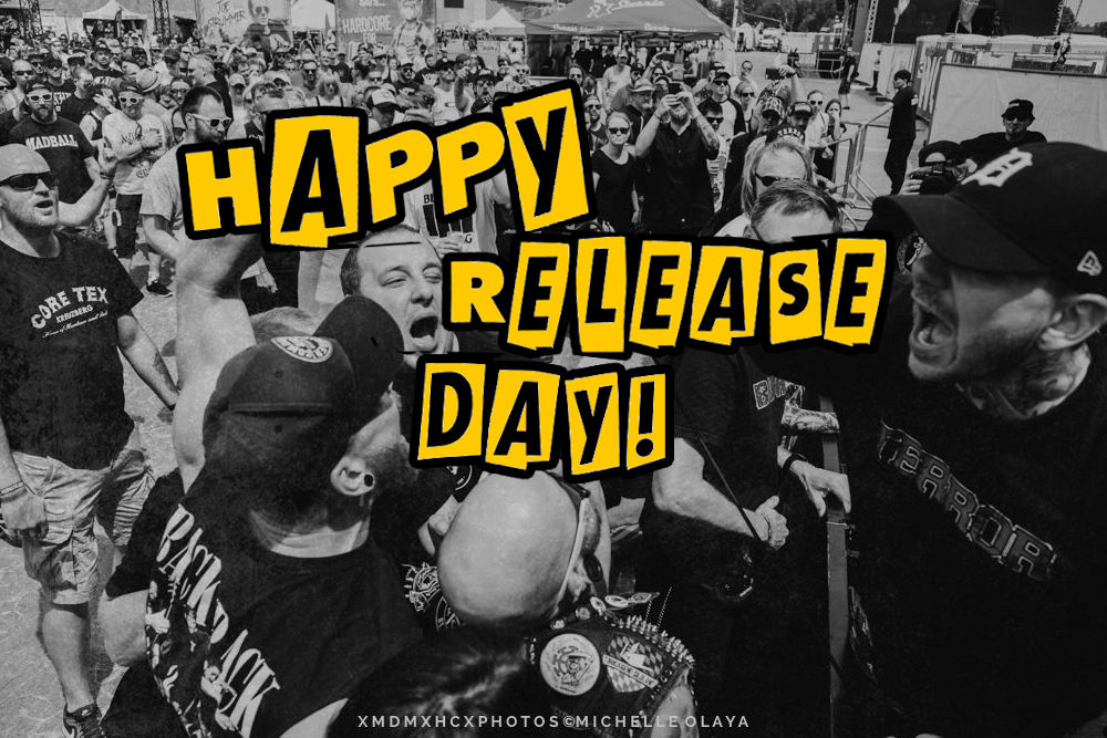 Happy Release Day (Photo by Michelle Olaya of xmdmxhcx photos - Risk It at Mission Ready 2019