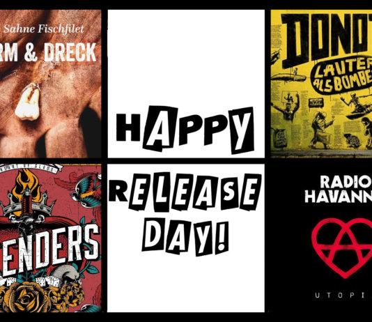 Hardcore-Punk Releases 2018